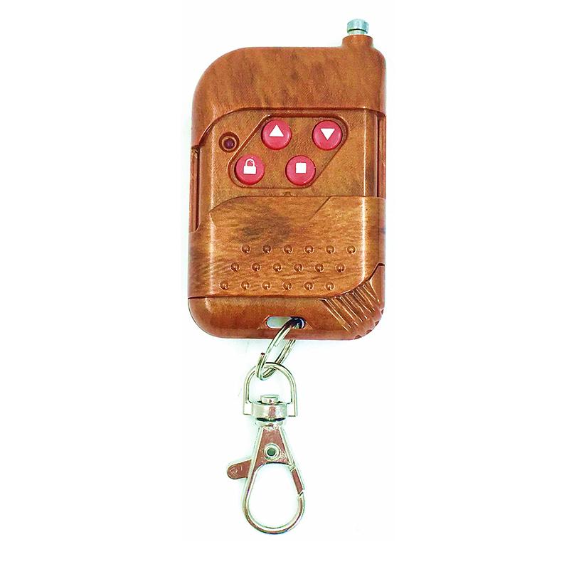 315 433 通用對拷貝電動卷簾門卷閘門道閘伸縮門鑰匙車庫門遙控器