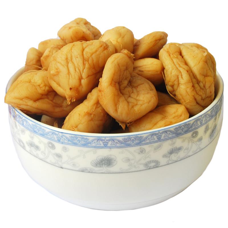五香味龙眼小小萝卜头500g上海特产朱家角酱菜涵大隆下饭小菜酱瓜