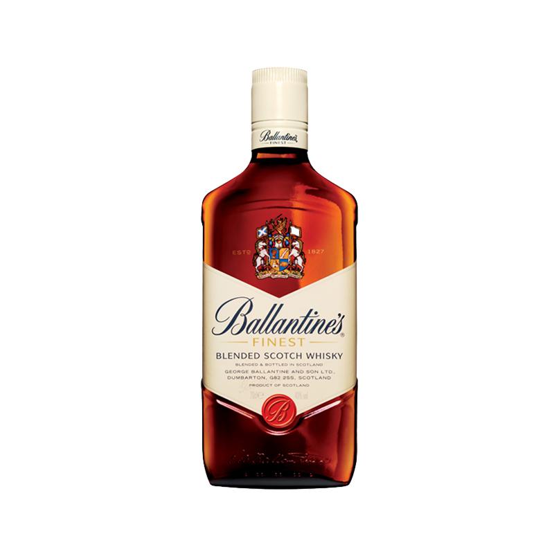 英国进口 百龄坛 特醇威士忌 500ml