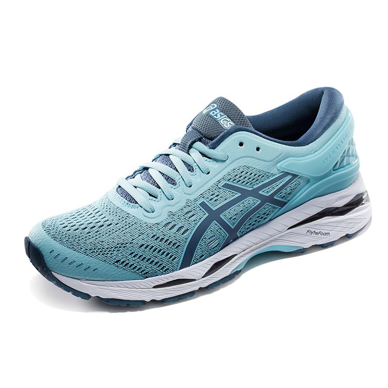 ASICS亚瑟士GEL-KAYANO 24稳定跑步鞋2018跑鞋女鞋 T799N-9601