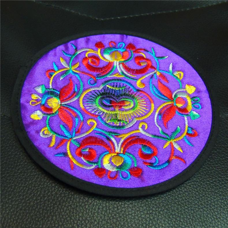 诗玛哈家居饰品云南民族风绣花杯垫布艺餐垫隔热垫礼品旅游纪念品