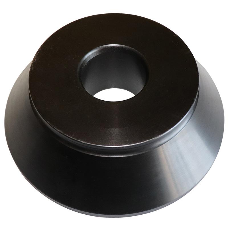 大力火鹰诗琴汽车轮胎平衡机锥体动平衡仪配件夹具四号椎体锥块
