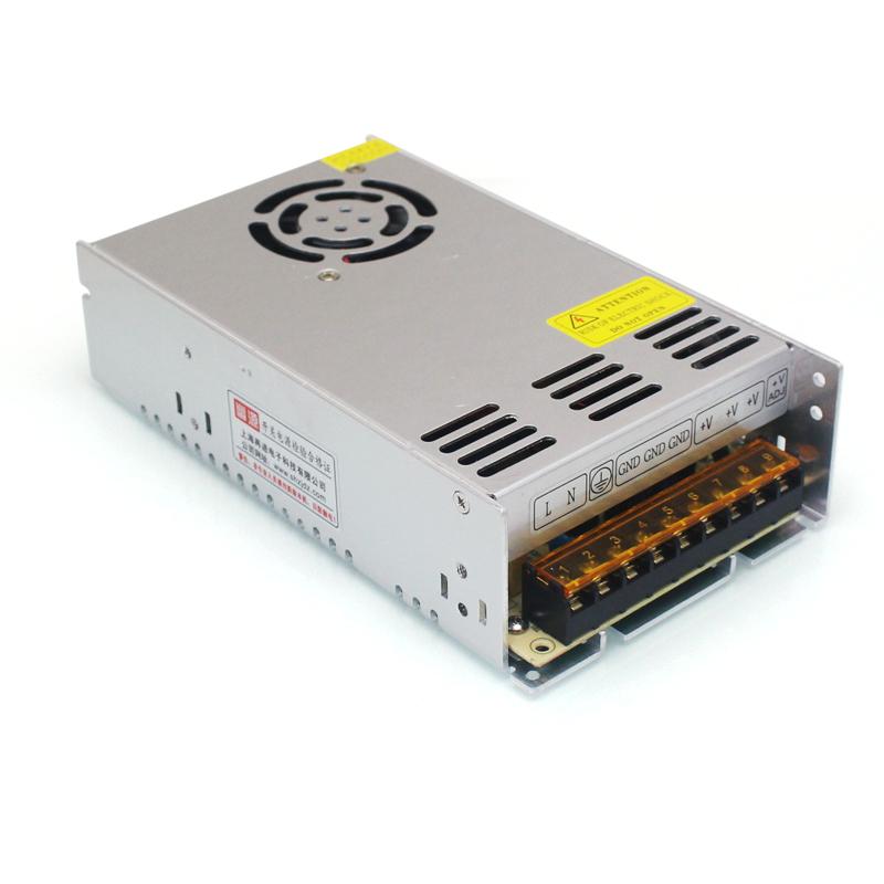 S-250w300W350w  DC24V10A15a DC12V20a30A直流LED监控开关电源