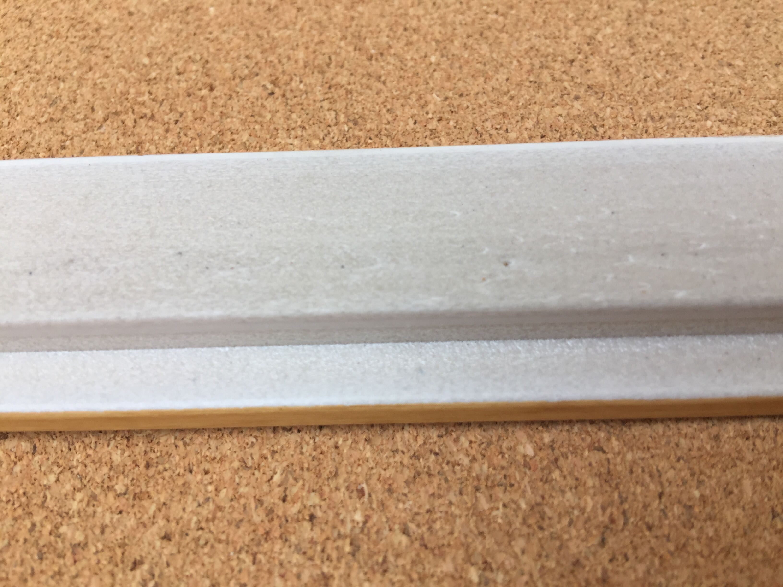8MM软木板专用边框软木告示栏软木留言板软木专用边框七彩虹边框