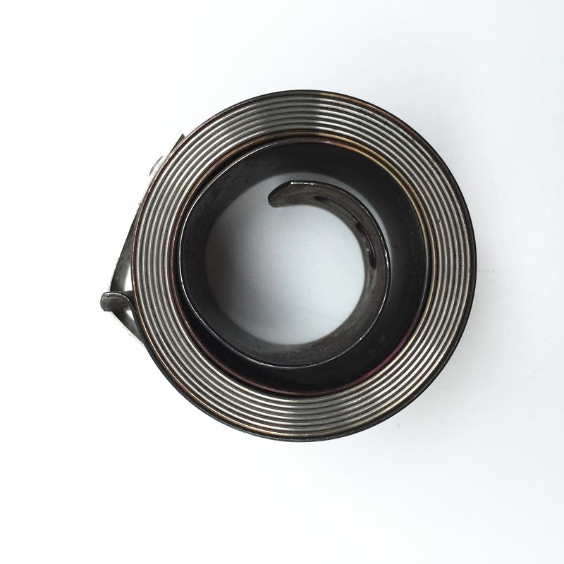 钻床弹簧配件台钻发条 涡卷发条弹簧 西湖台钻弹簧  铣床弹簧包邮