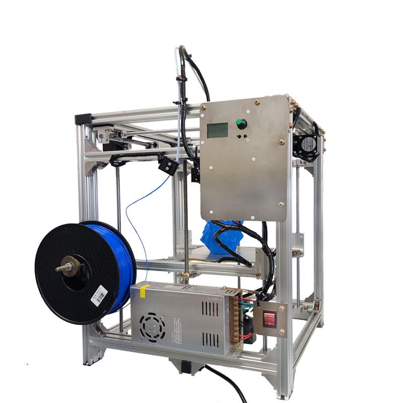 清心M3超高精度3d打印机双喷CNC雕刻机数控车 铣床ultimaker雕PCB