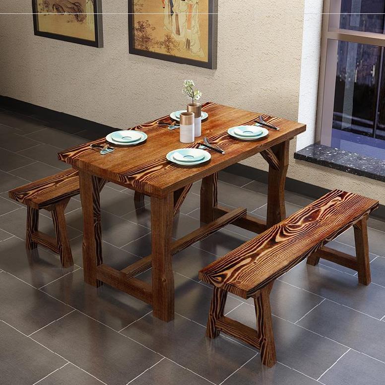 实用小桌椅商用拉现代