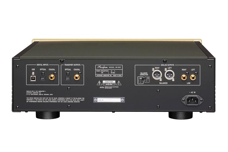 日本 Accuphase/金嗓子 DP-410 430CD机dac解码DP-560 sacd机国行