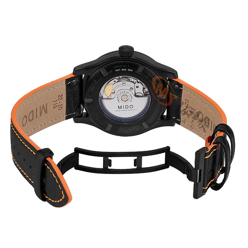瑞士正品美度手表男舵手系列自动机械男表M005.430.36.051.80
