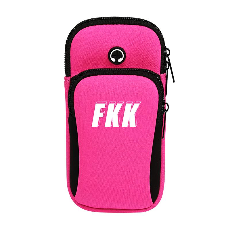 跑步手机臂包运动健身臂带男女苹果8手机包6臂套臂袋手腕包手臂包