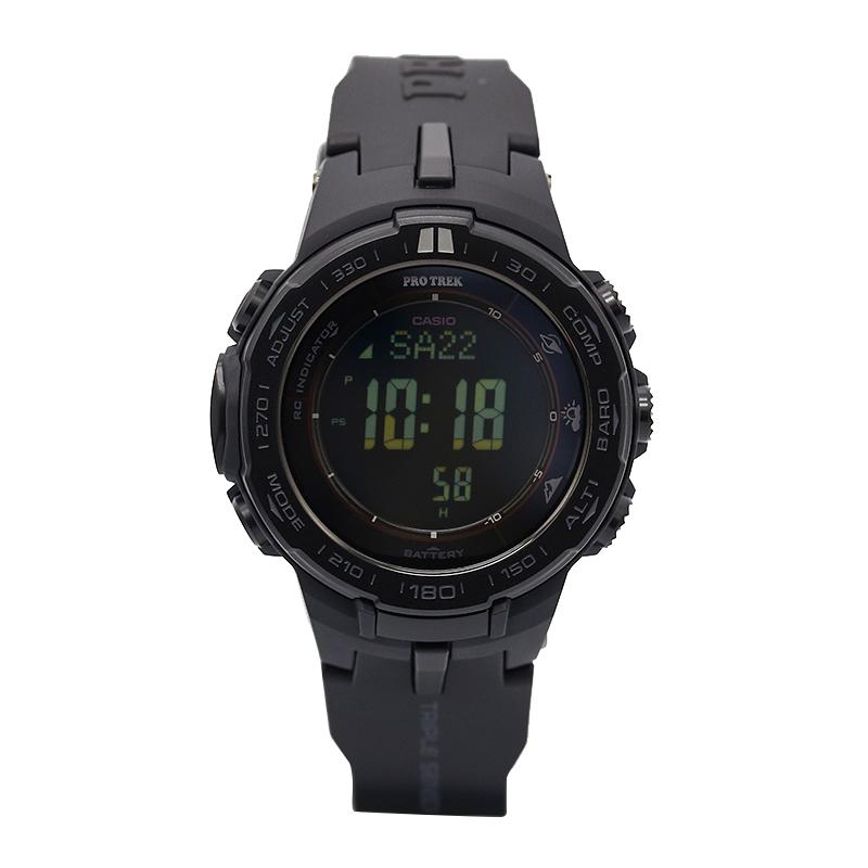 光能电波登山男表 3500 1 7 T 1 1B 3100Y PRW PROTREK 卡西欧手表