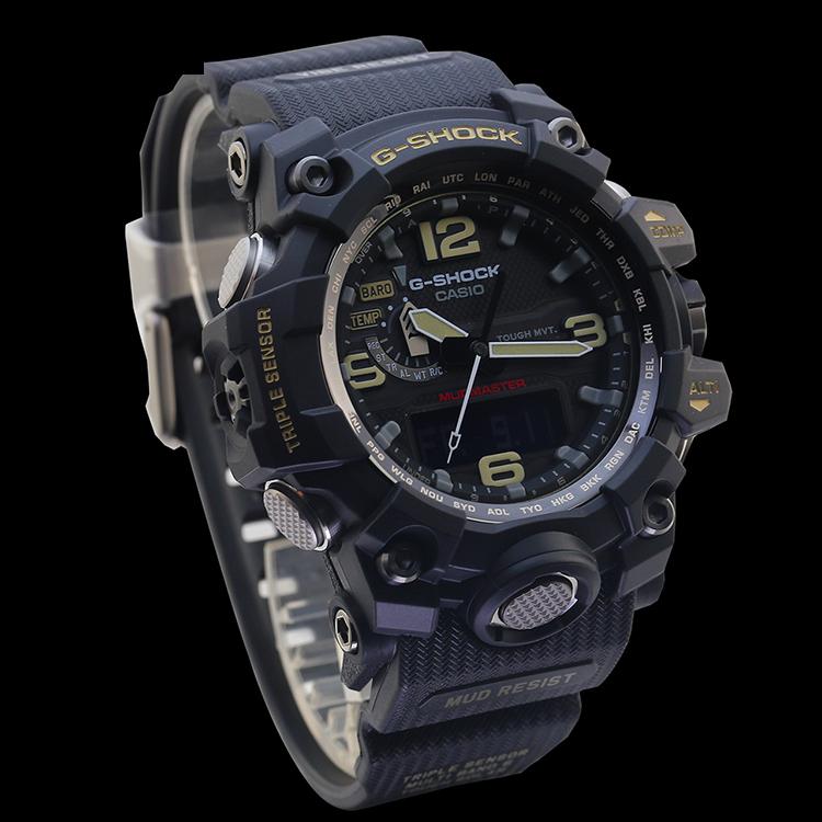电波男表泥王 1A GB 1A1PR 1A3 1A 1000 GWG 日本原产 卡西欧手表