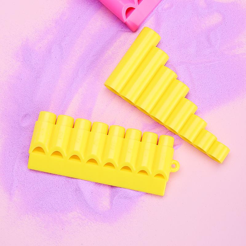 音塑料排笛学生儿童乐器芈月传排箫旅游景点乐器玩具 8 管 8 厂销排箫