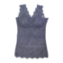 Lace camisole women's spring and summer new sexy V-neck beauty back underwear no steel ring with chest pad gathered bottoming shirt