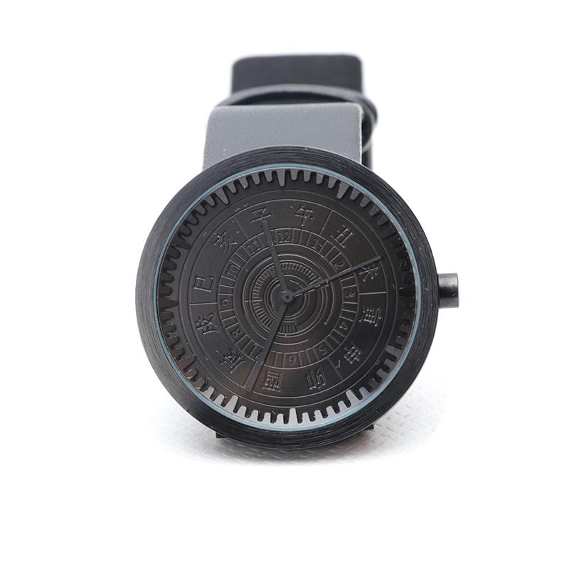 《长安十二时辰》同款石英表,将日晷缩至手腕的图片 第6张