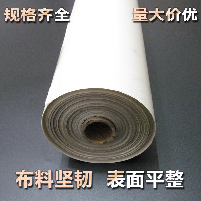 铁氟龙高温布特氟龙布耐高温绝缘布纯白封口机隔耐热布制袋机烫布