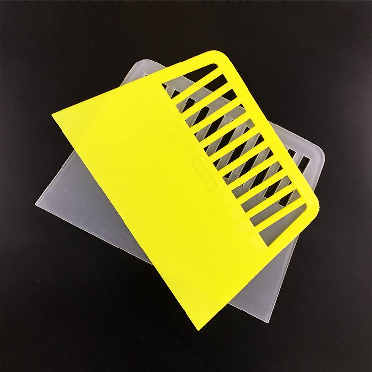 贴壁纸墙纸专用加厚加大腻子玻璃贴膜烘培广告塑料刮板刮片包邮
