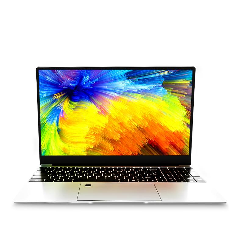 酷睿i7笔记本电脑超薄游戏本2021款手提电脑大屏15.6英寸金属超极本轻薄便携学生女生款简约学习办公用商务本