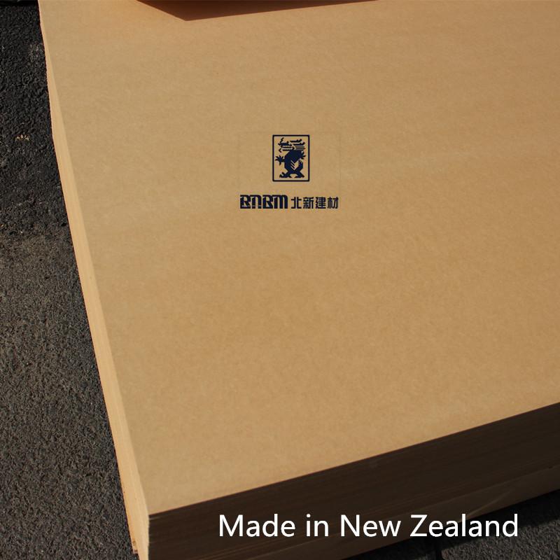 新西兰进口patinna 奥松板/澳松板/高密度板/纤维 E0级 3mm 板材