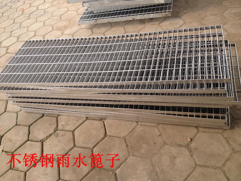 热镀锌排水沟盖板地沟盖板钢格板沟盖不锈钢镀锌雨水篦子铁格栅板