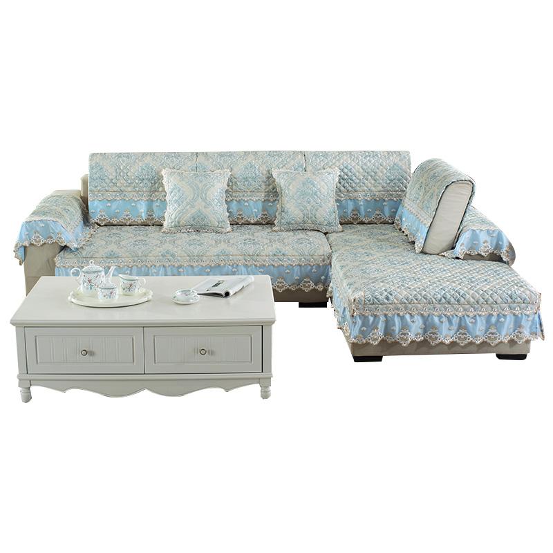 沙发垫四季通用防滑北欧简约现代坐垫子全包万能沙发套罩一套全盖