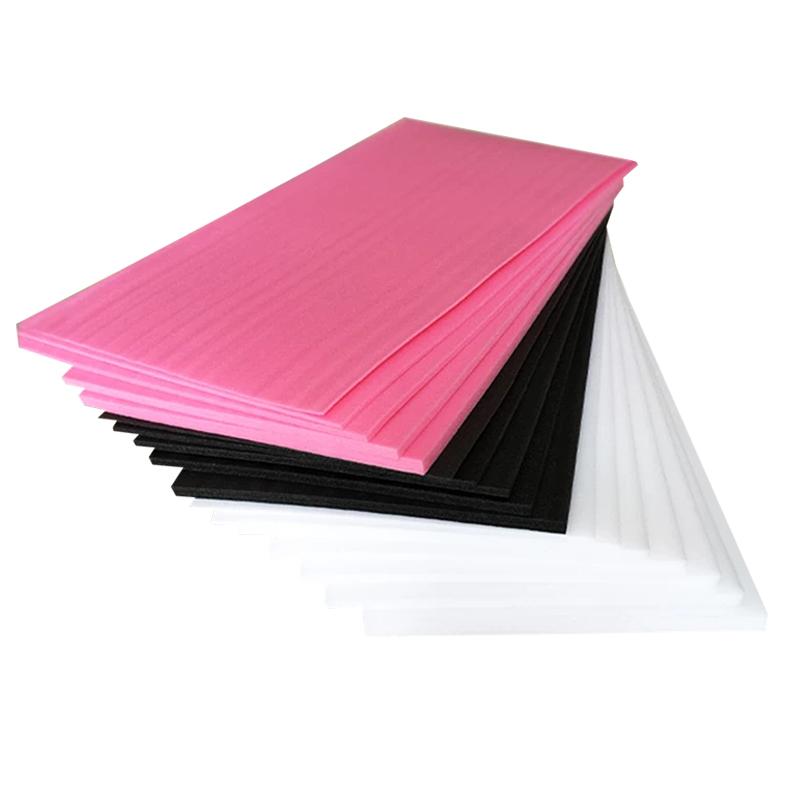 珍珠棉板材打包泡沫棉EPE珍珠棉泡沫板防震珍珠棉快递包装泡棉板