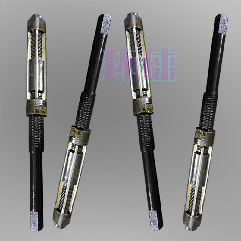 可调式铰刀手用合金钨钢绞刀硬质机用内孔金刚石加长浮动高精度