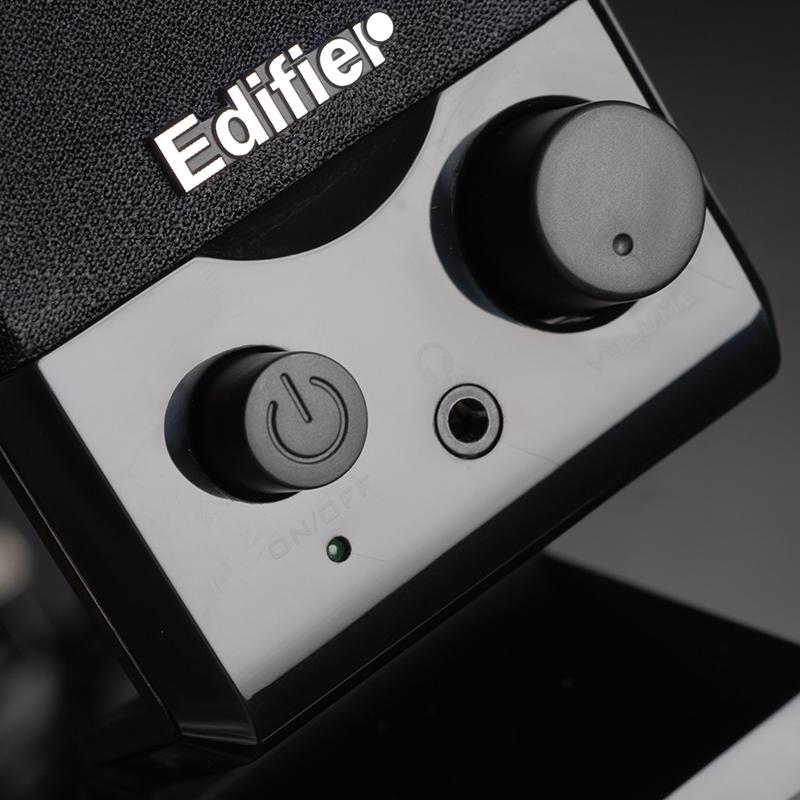 Edifier/漫步者 R10U台式机电脑喇叭小音箱家用影响笔记本音响有源迷你小音响有线台式USB音响小型2.0音箱