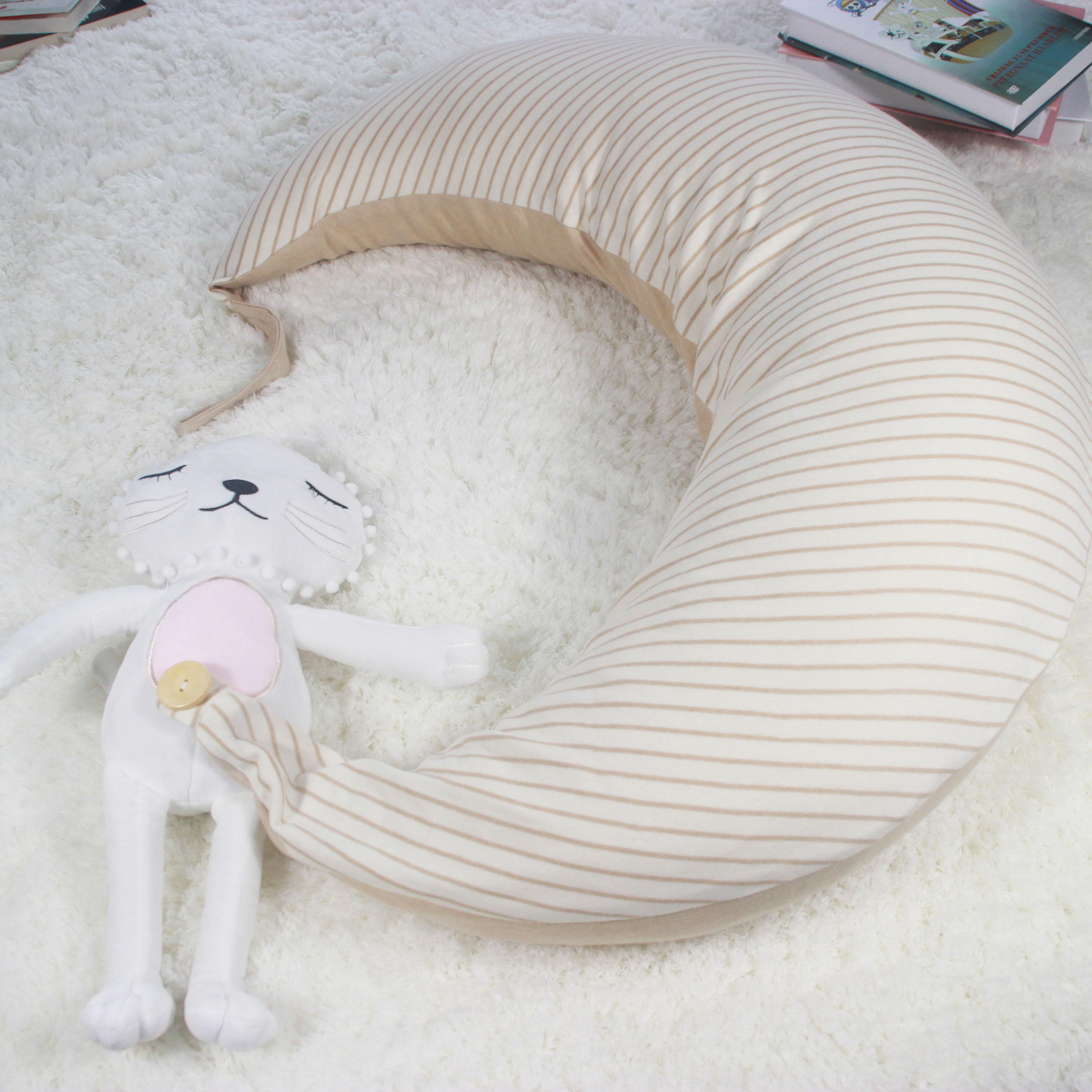 范玮琪同款哺乳枕多功能护腰抱枕新生儿喂奶神器宝宝喂奶枕纯棉冬