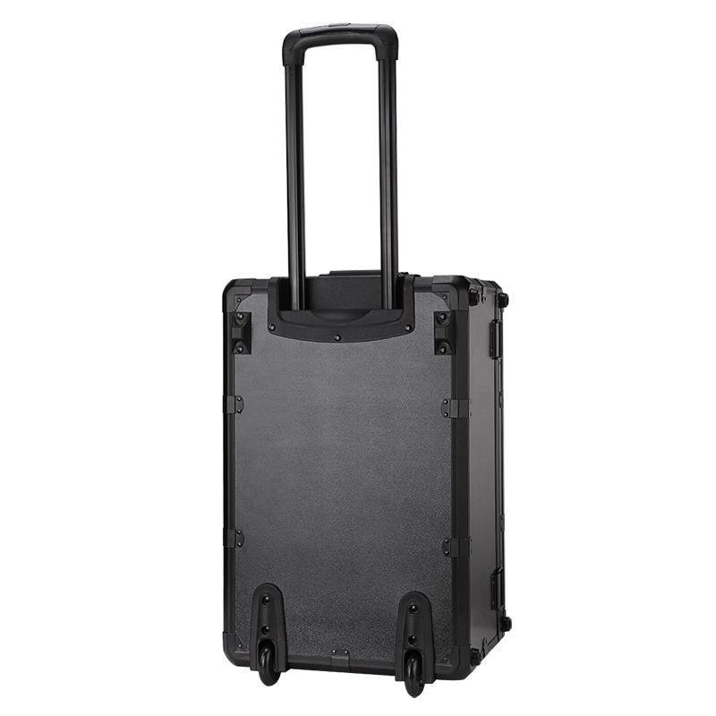 安全防护手拉工具箱拉杆式箱子大号带轮行李箱户外摄影灯具灯架包