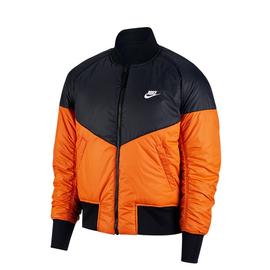 NIKE耐克男装春季新款双面穿飞行员夹克运动休闲外套棒球服AR2184
