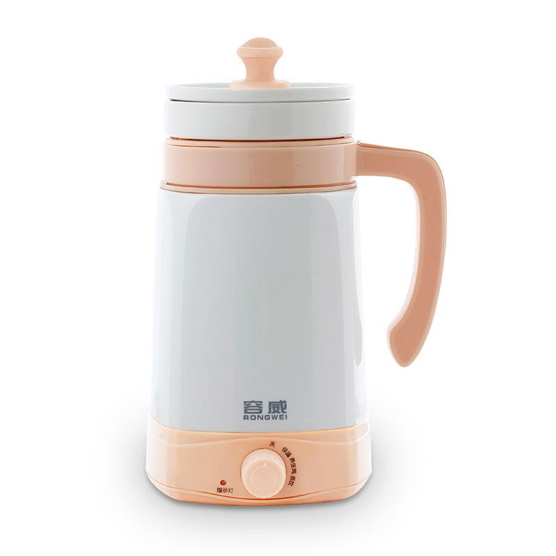 容威养生杯办公室电热水杯全自动电煮杯加热杯子煮粥杯迷你电炖杯
