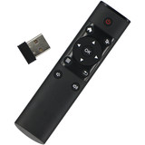 2.4G remote control receiver TV set-top box player computer system receives the USB port Andrews win