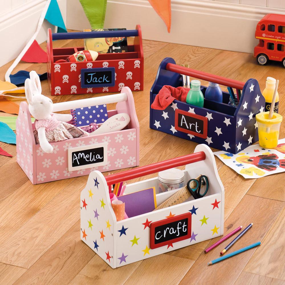 兒童創意時尚筆筒桌面文具收納盒首飾整理盒雜物箱學生卡通工具箱