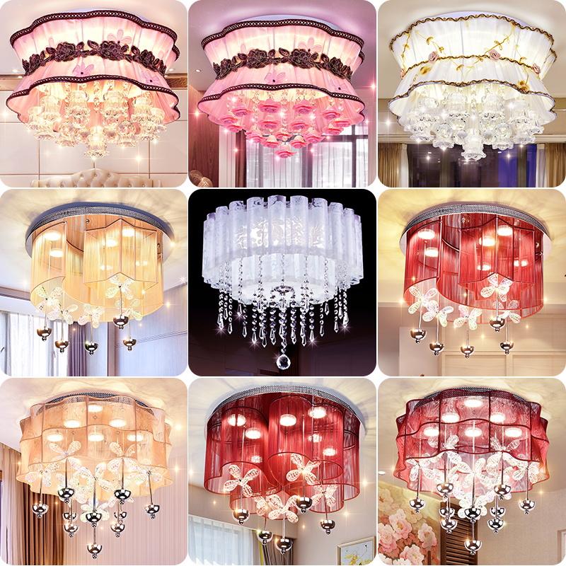 简约水晶创意房间灯具