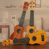 Children's guitar it toy can play simulation large Ukulele beginner musical instrument piano music 3-6-14 years old