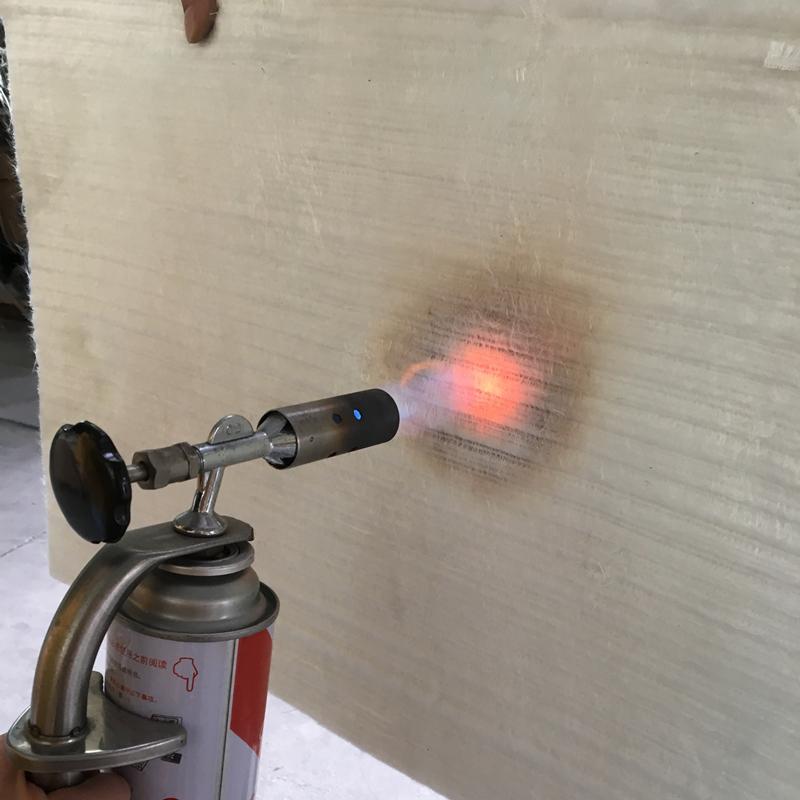 排烟排气管消音隔热棉铝箔玻璃纤维针刺毡管道保温棉自粘防火棉毯