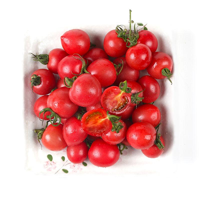 崇明贝贝小番茄圣女果樱桃 500g/份 (本地蔬菜)