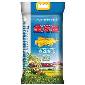 金龙鱼 盘锦大米 蟹稻共生10kg 东北大米 人气爆款 细腻软香