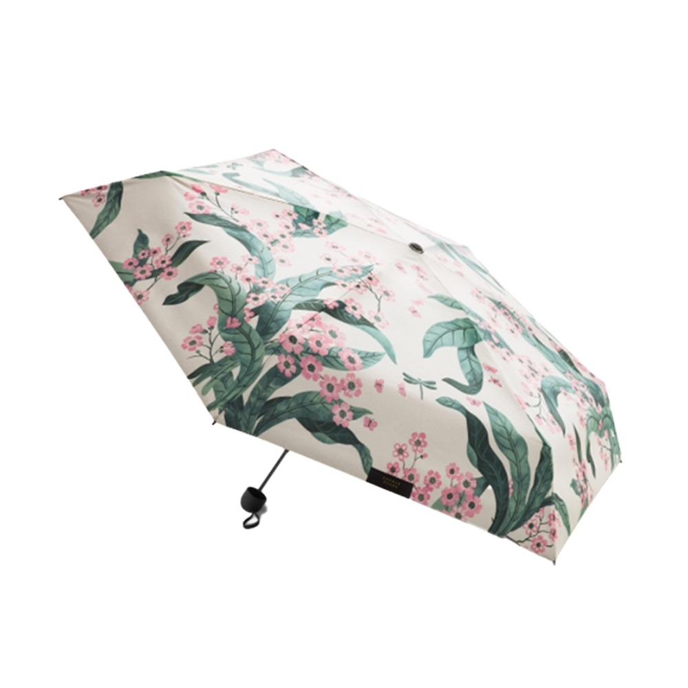 抵现红包、88VIP:蕉下 黑胶五折防晒伞 伞面直径92cm 82.8元包邮(多重优惠后,限量450份)
