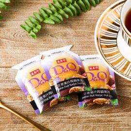 台湾地区进口盛香珍Dr.Q百香果汁蒟蒻果冻210g/袋儿童零食布丁