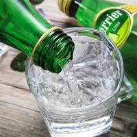 法国进口巴黎水(Perrier)含气气泡矿泉水青柠味 330ml*24瓶整箱 (¥149)