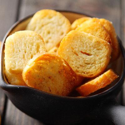 粮悦大吃兄 烤馍丁70g饼干粗粮早餐烤馍小锅巴休闲零食香馍片块