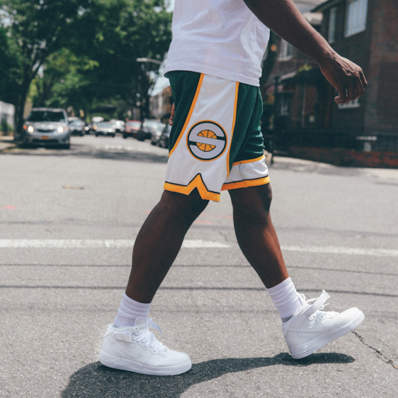 air force 1 outfits shorts