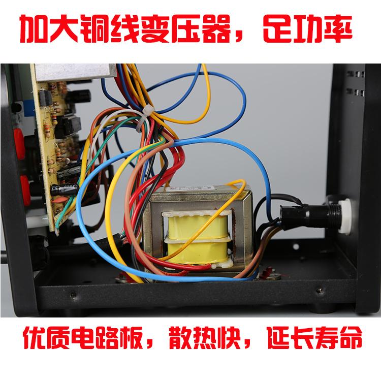 数显调温拆焊台柔和旋转风热风枪焊台手机维修工具风枪嘴恒温烤枪