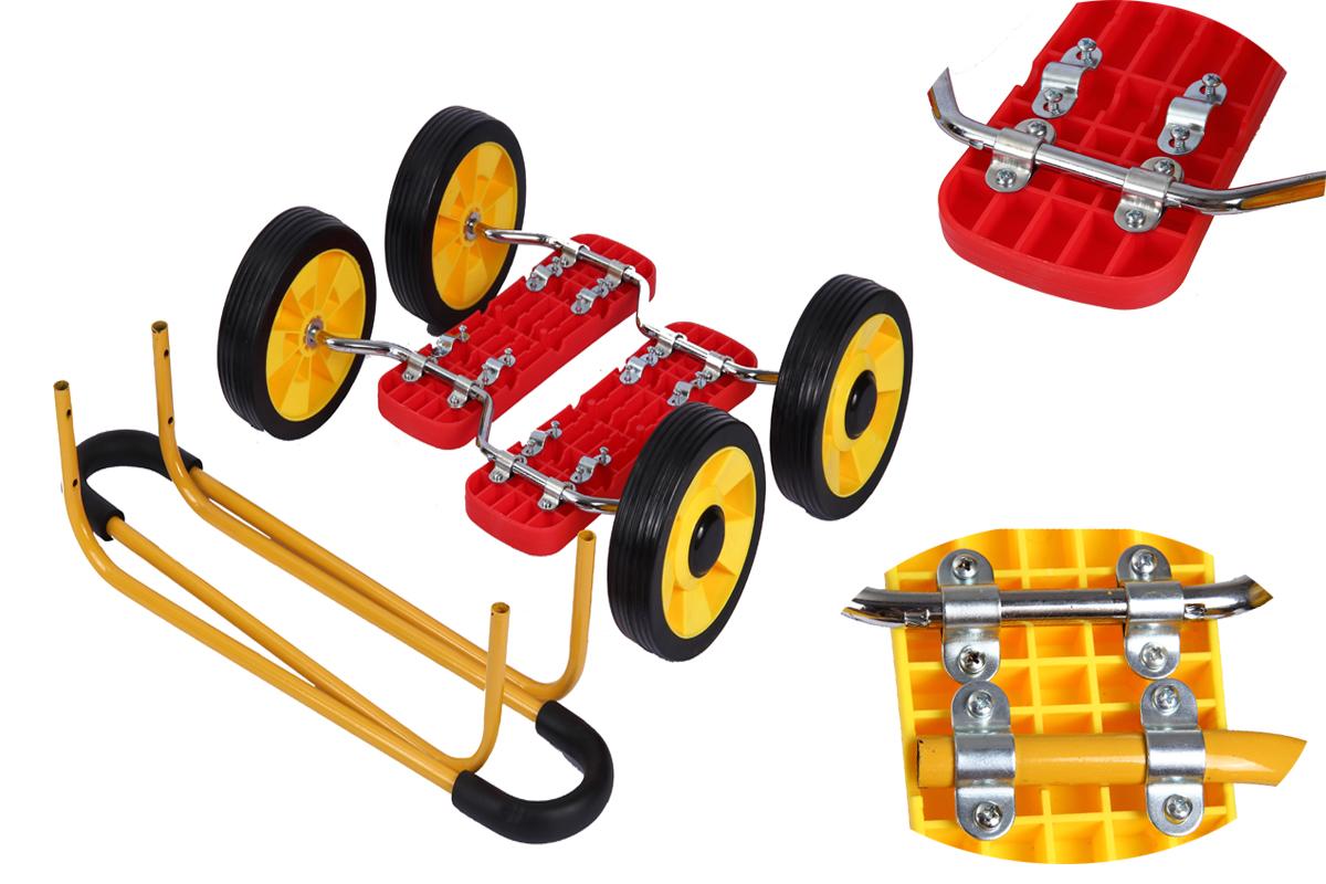 平衡踩踏车幼儿园感统训练器材脚踏车儿童户外健身玩具平衡四轮车