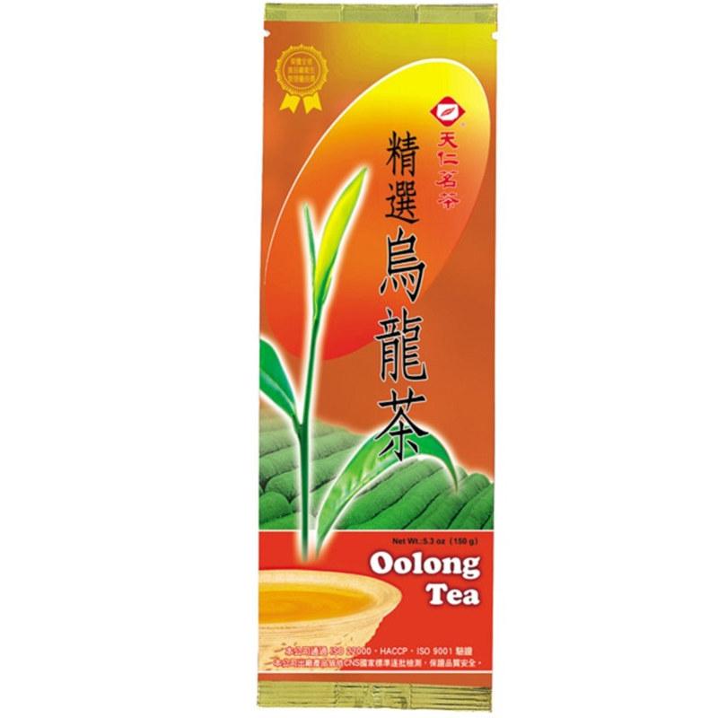 任选2件包邮台湾茶叶高山阿里山浓香型天仁茗茶醇厚冻顶乌龙150g