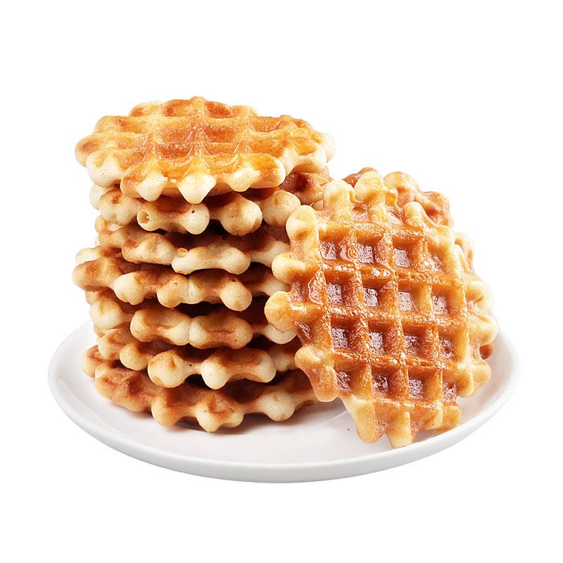 蒲议整箱鸡蛋蛋黄煎饼260g*2
