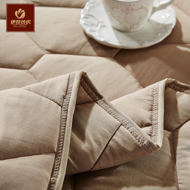 伊牧席梦思床垫保护垫榻榻米水洗防滑学生宿舍1.8米1.5m 薄款床褥