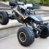 超大遥控越野车专业高速四驱攀爬赛车充电儿童RC遥控汽车玩具男孩